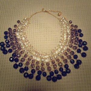 Kate Spade On the Avenue large bib necklace